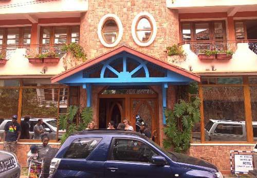 Hôtel Chalet des Roses à Tana