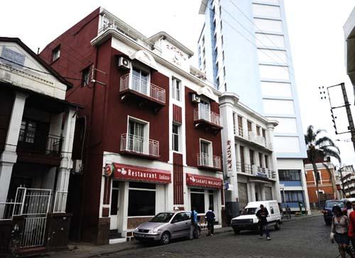 Hôtel Radama à Tananarive